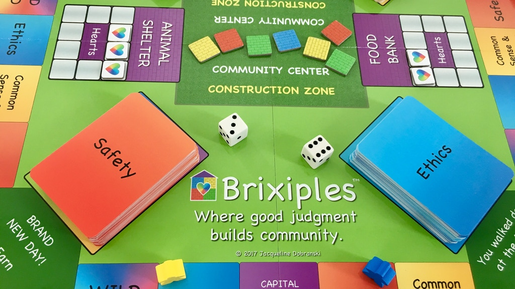 Brixiples™: The Ethics, Safety, Common Sense & Courtesy Game project video thumbnail