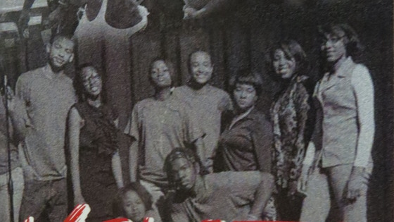 Voices The Stage Play by Tony Roberts