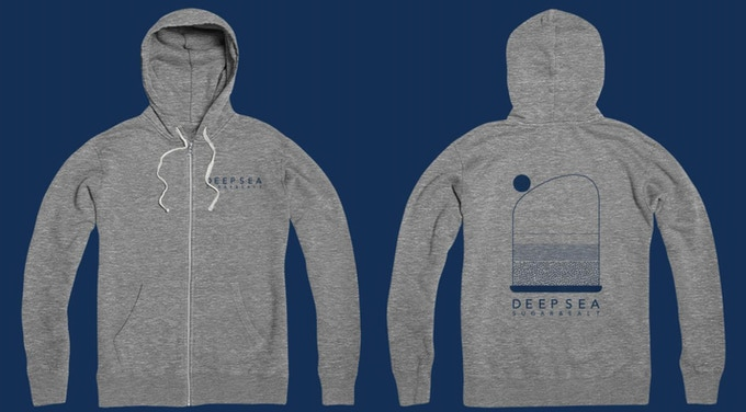 Deep Sea Sugar & Salt Hoodie