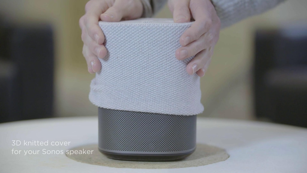 Soundskins - a beautiful cover for your Sonos speaker project video thumbnail