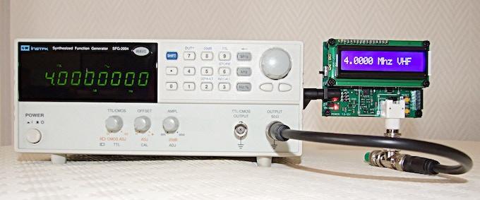 Measuring at 4 Mhz.