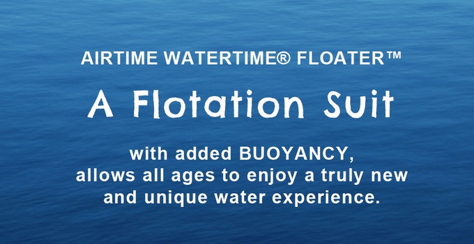 A Truly NEW and UNIQUE Water Experience