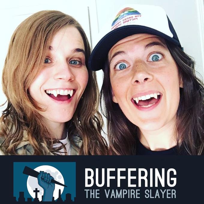 The BUFFERING THE VAMPIRE SLAYER team joins Destiny, NY!
