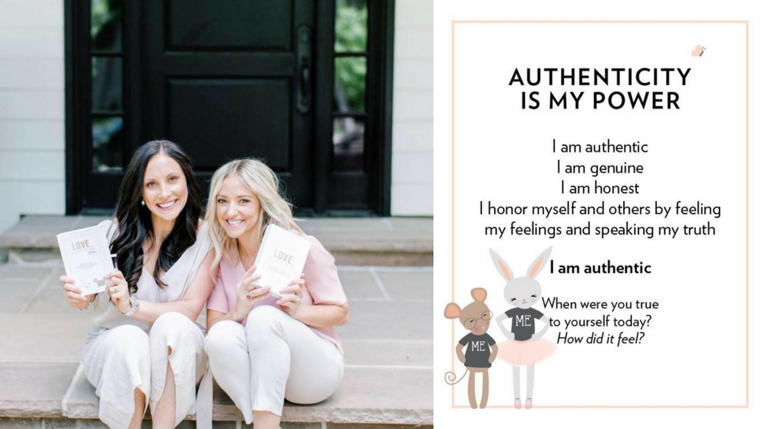 Not your typical affirmation cards….We go deeper. 22 Powers to affirm the greatness with your littles (and YOU!)
