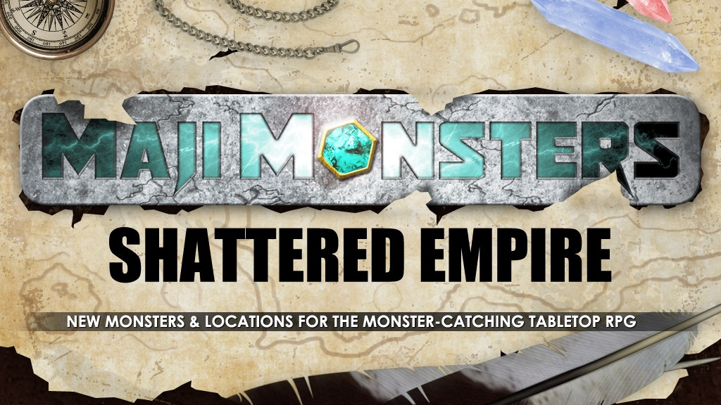 MajiMonsters: Shattered Empire project video thumbnail