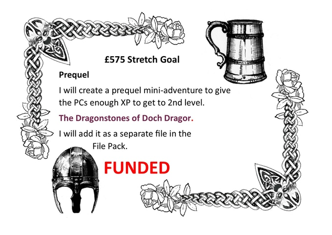 £575 Funded