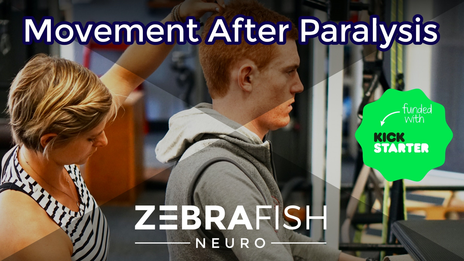 Traditional rehab for paralysis recovery doesn't work. This is our solution packaged in a training manual for clients and trainers to learn together.