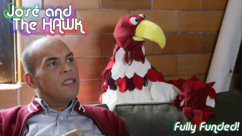 José and The Hawk - the pilot episode project video thumbnail