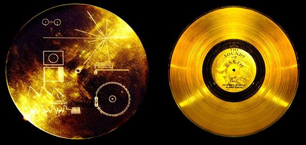 In 2017 and for the first time ever, the Golden Record has been made available to the public by Ozma Records! Click here to get your copy!