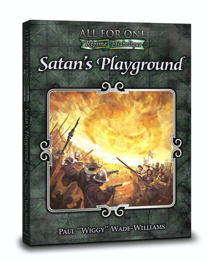 All For One: Satan's Playground