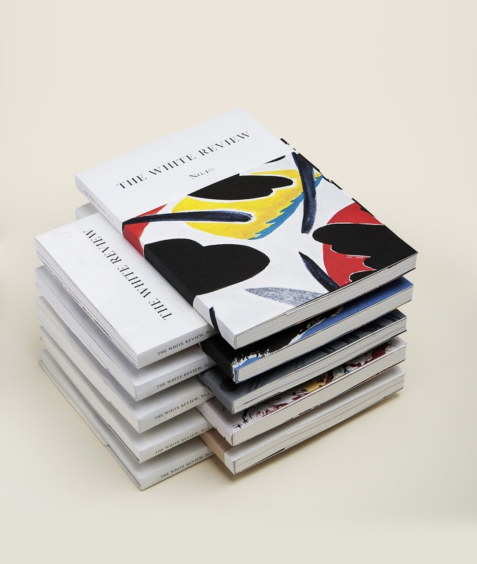 Full house. Every issue of The White Review to date (1–20)! Including rare, or out of stock editions.