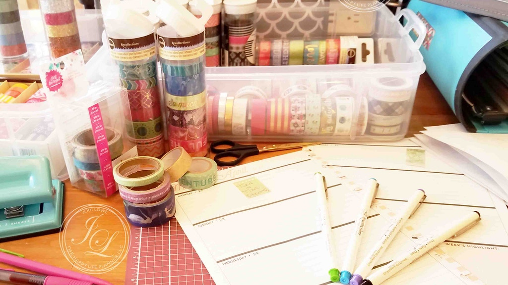 Project image for Bringing back paper planners w/ a twist! And MORE!