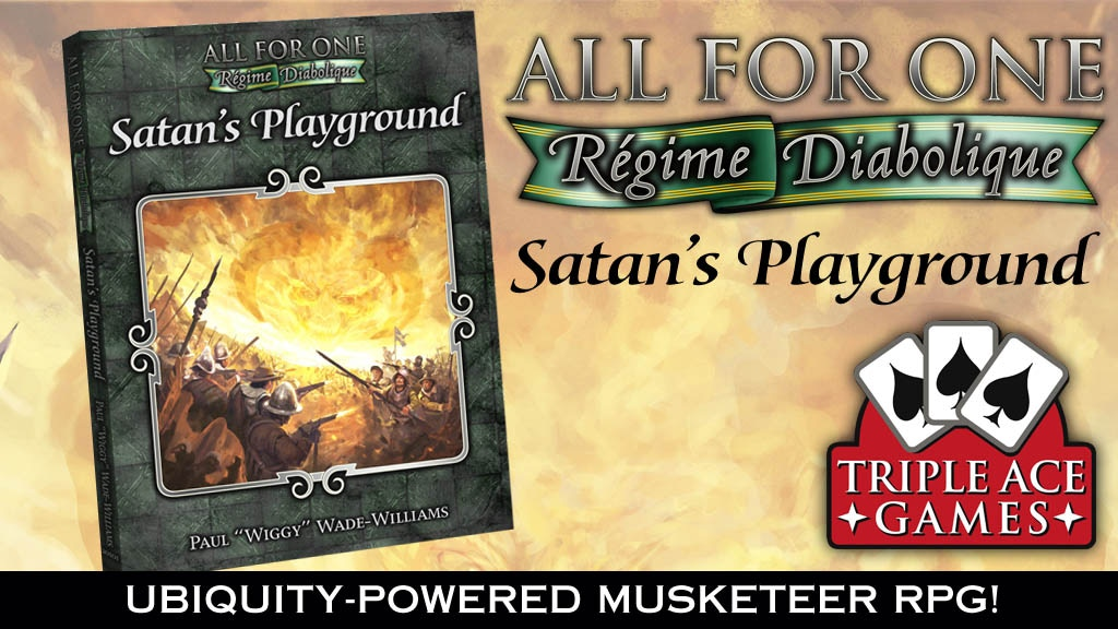 All for One: Satan's Playground project video thumbnail