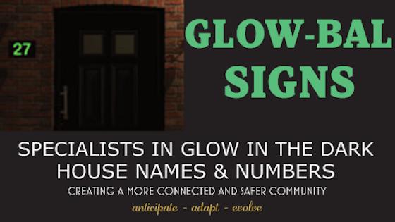 Glow-Bal Signs