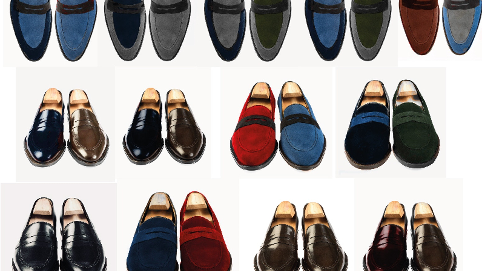 Handmade Spanish shoes at half the price, cutting edge tech to design your own shoes and our app to get your perfect size!