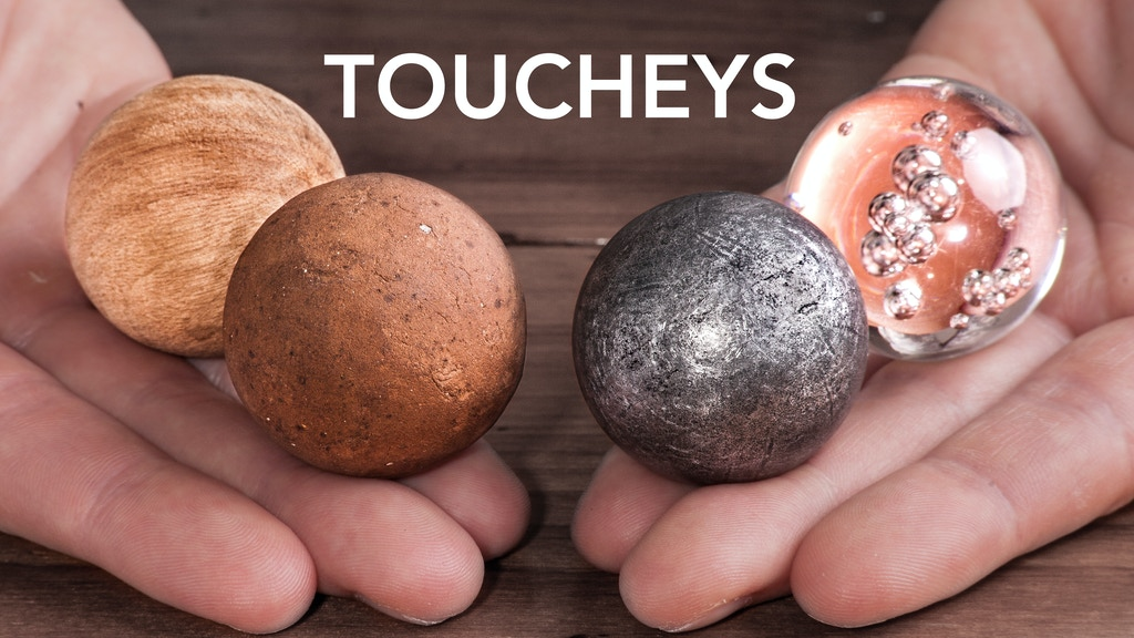 Toucheys - Your First Multi-Textured Tactile Collection project video thumbnail