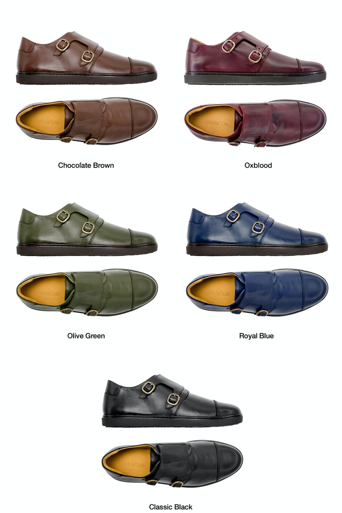 8b2fa4f8e1e34 Sneakers Disguised As Dress Shoes by NobleSole — Kickstarter