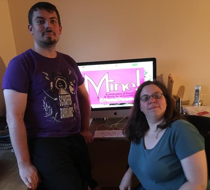 Joe & Molly, Mine! Project Editors