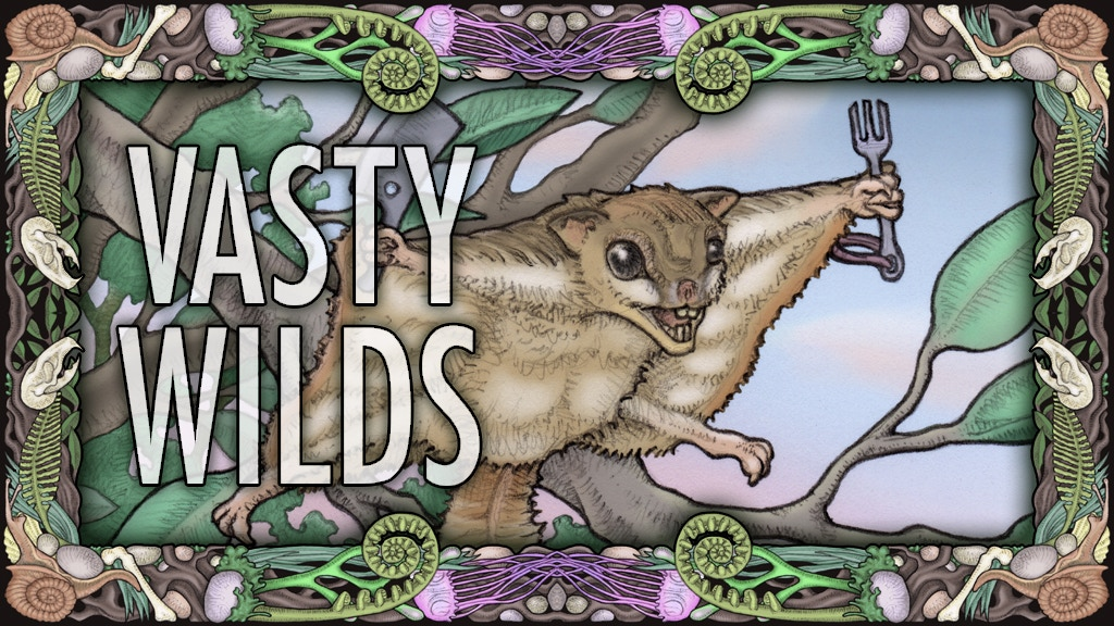 Vasty Wilds: The Card-Based Board Game project video thumbnail