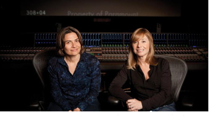 When Lora Hirschberg and Anna Behlmer collaborated on World War Z (2013) it was the first time in history that a major motion picture had two female sound mixers.