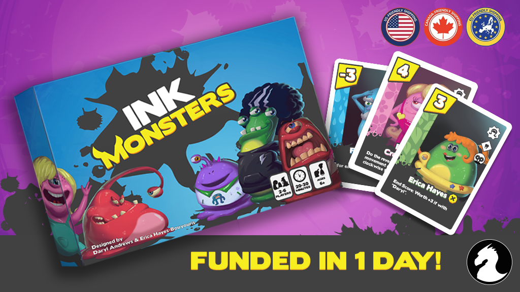 Ink Monsters project video thumbnail