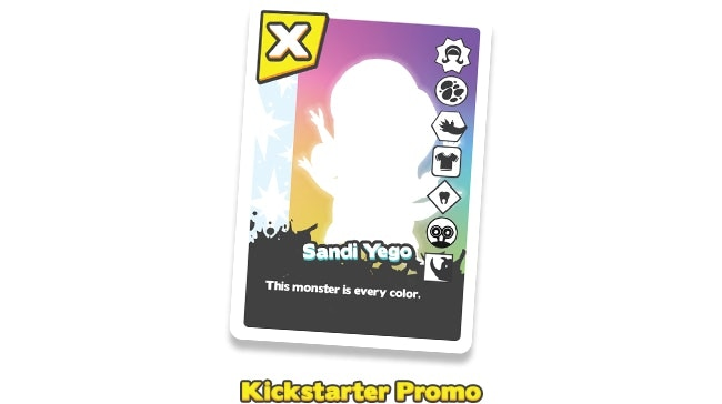 Every Kickstarter Backer Receives The Promo!