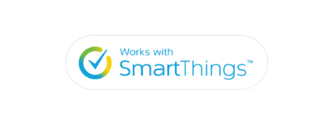Connect with Samsungs' SmartThings platform in two easy steps