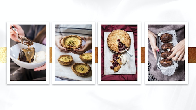 Desserts in duvets cookbook by sortedfood kickstarter with our initial page drafts its looking like well need a disclaimer were aiming for every single one to put you in a food coma take a sneak peek forumfinder Image collections