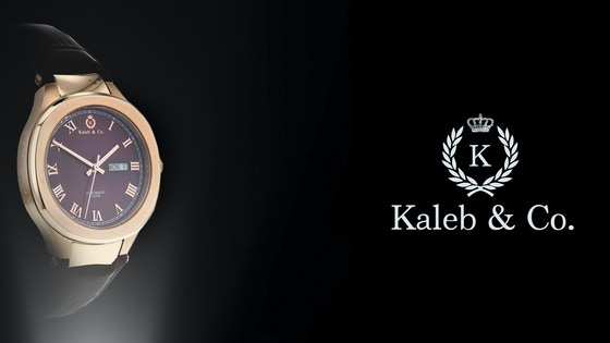 An Automatic Luxury Watch From Kaleb & Co.