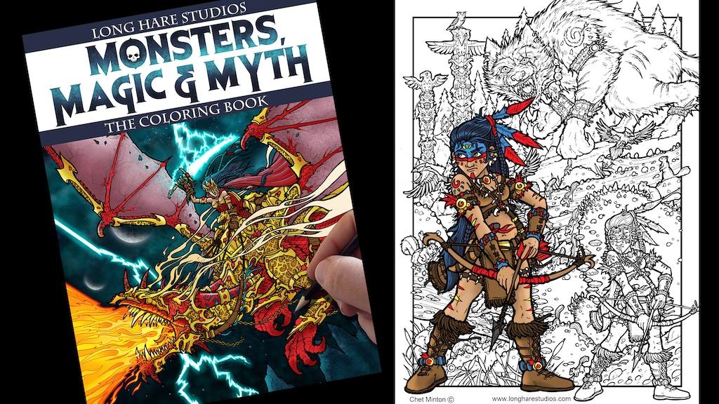 Monster Magic And Myth