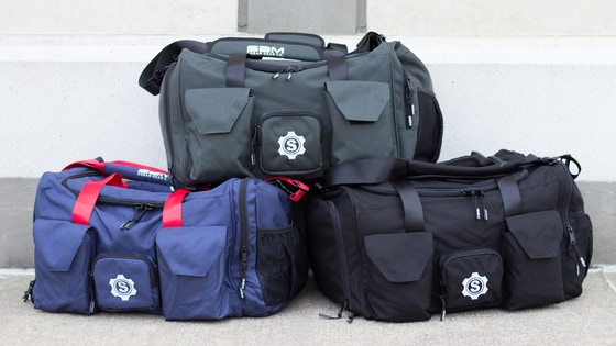 The SOBAM Duffel Bag - Your Ultimate Fitness Companion