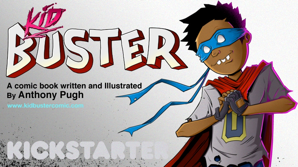 KID BUSTER project video thumbnail