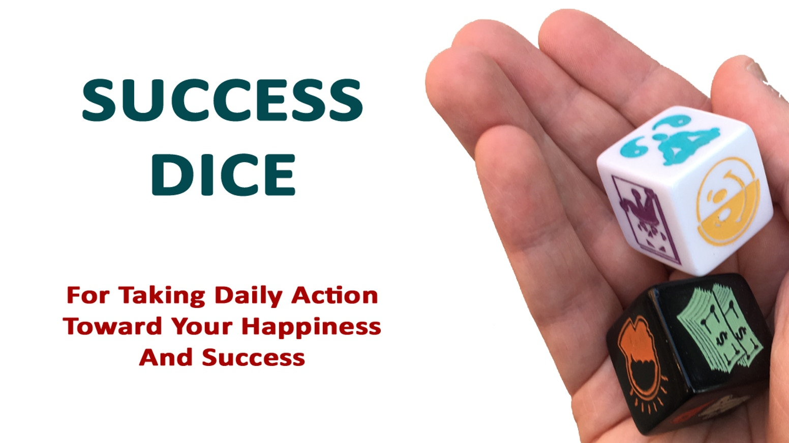 By Popular Demand! The Once-a-Day Decision Tool For Keeping Your Life on Track ...And Taking Action Toward Your Happiness and Success!
