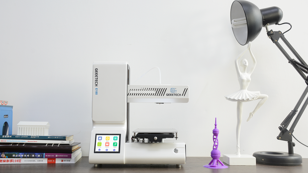 E180-The best Mini 3D printer, Your optimal choice! project video thumbnail