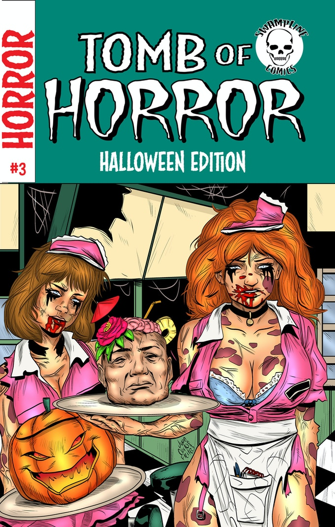 Tomb of Horror Main Cover