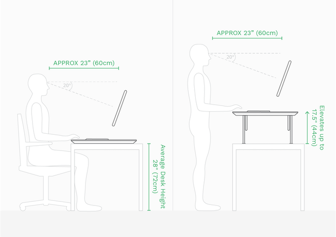 MOVI: the Designer Standing Desk to Improve Your Health by ...