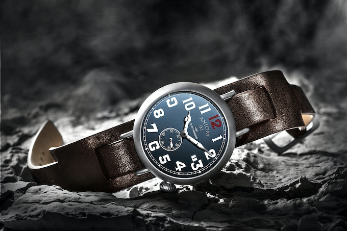 The «26» BLEU HORIZON is your everyday ally