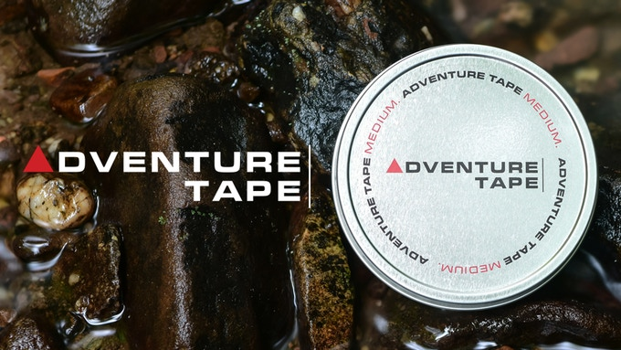 Adventure Tape - The Ultimate Rescue Solution For Your Gear