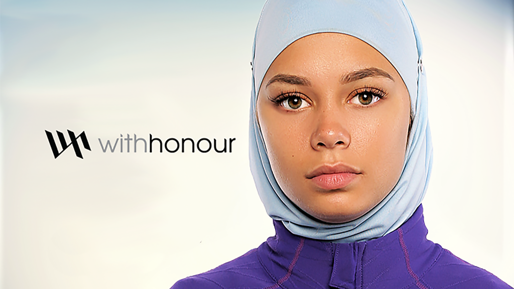 WITH HONOUR | Revolutionary Sportswear that Keeps You Cool project video thumbnail