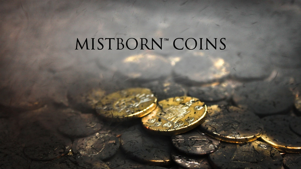 Mistborn Coins project video thumbnail