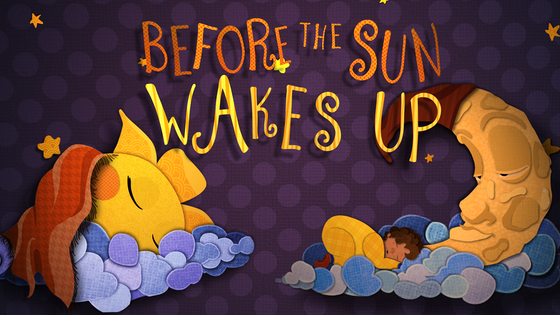 Before the Sun Wakes Up: A New Kind of Children's Literature