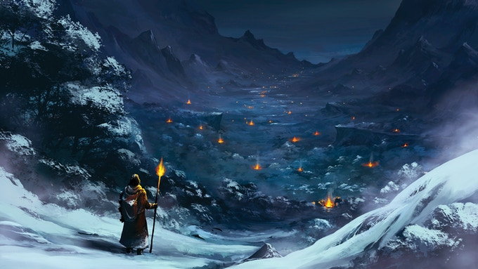 During the Night of Fires, the world saw how truly numerous the Great Forest Tribes were.