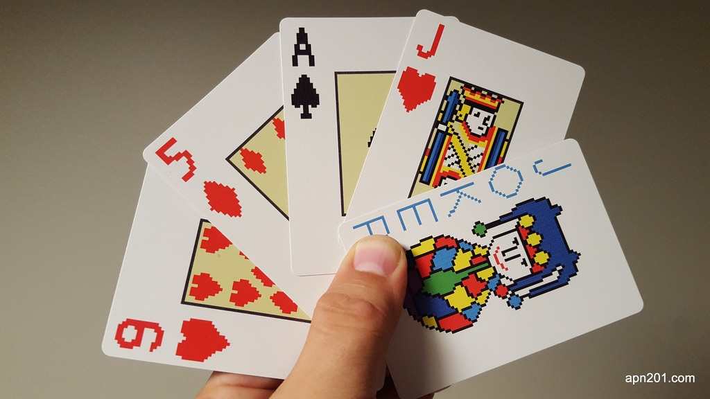 Project image for Pokeri -videopoker playing cards