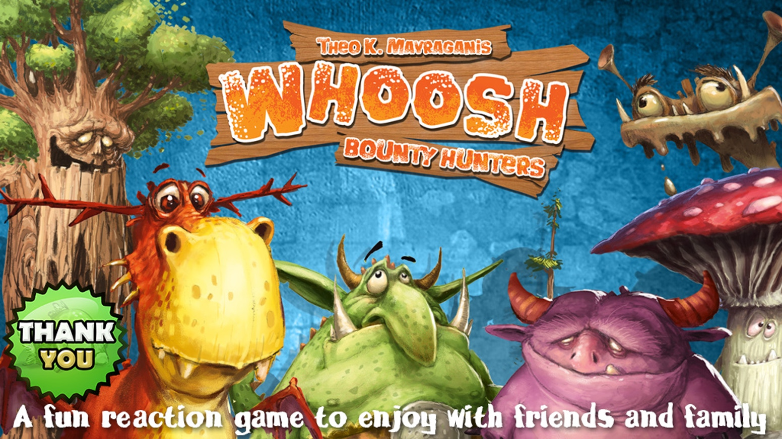 A fun reaction game about capturing cute monsters.