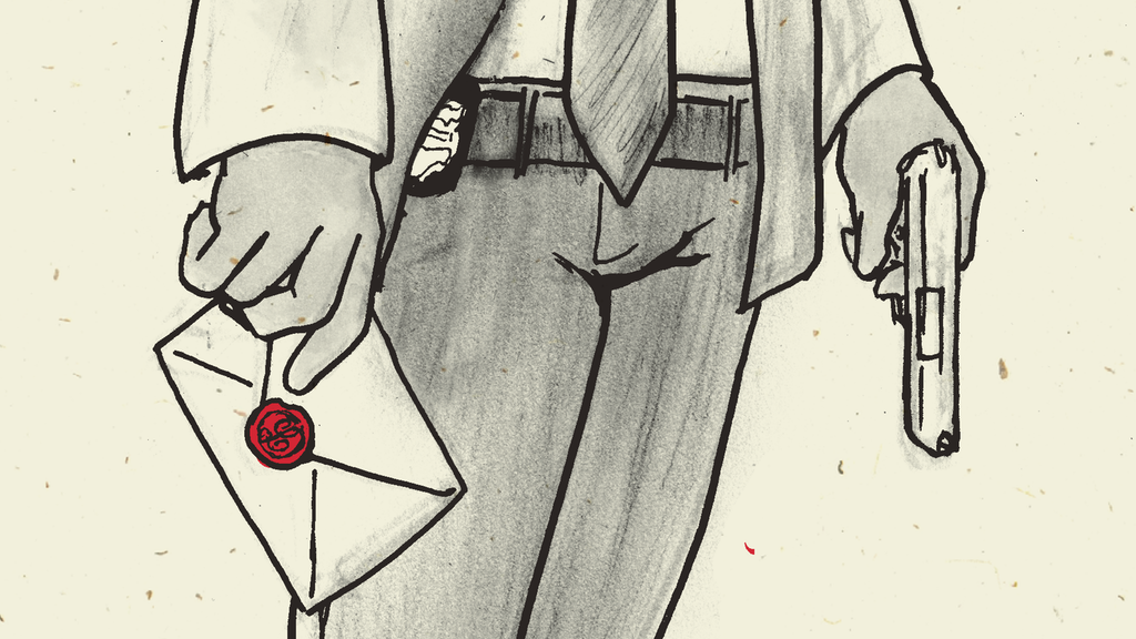 The Letters of the Devil - A Mystery Graphic Novel project video thumbnail