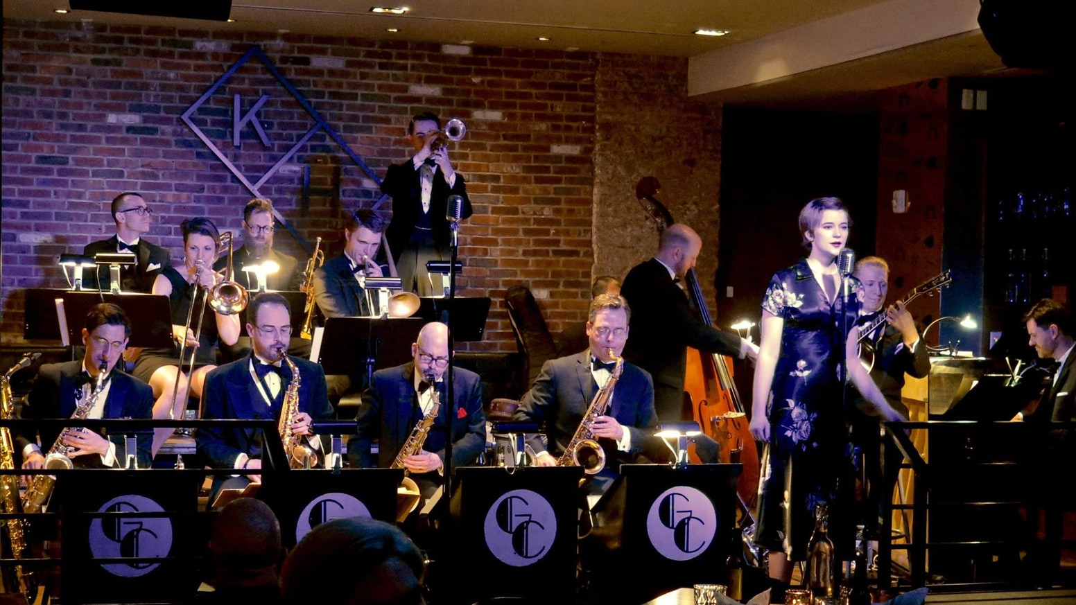 The G.C.O. is recording our first album in over 8 years: a two-disc big band album with both classic and original songs!