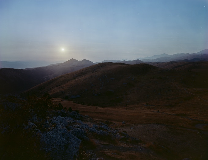 Taken with Schneider 8/90mm - Kodak Portra 160
