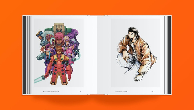SEGA Dreamcast Collected Works is the definitive history of the cult games console, produced in collaboration with SEGA. This large format, deluxe hardback will feature a dazzling collection of never-before-published materials and specially commissioned editorial, offering unprecedented insight into the creation of the Dreamcast console and its celebrated library of games.