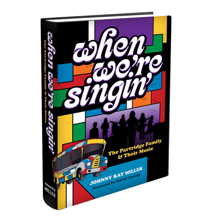 This is the first book that celebrates the music of The Partridge Family and the voice of David Cassidy with over 100 new interviews!