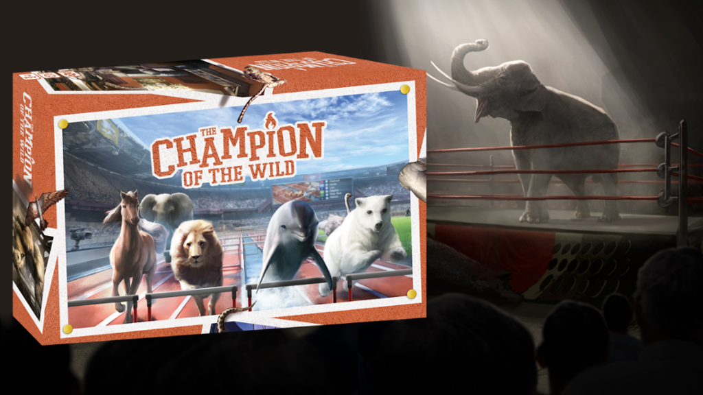The Champion of the Wild project video thumbnail